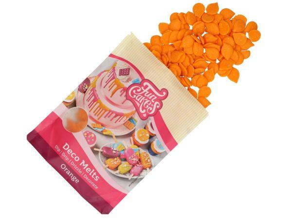 FunCakes Deko Melts Orange 250g