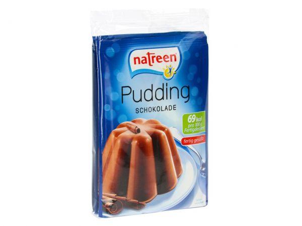 RUF natreen Pudding Schokolade 3er Pack 3x40g