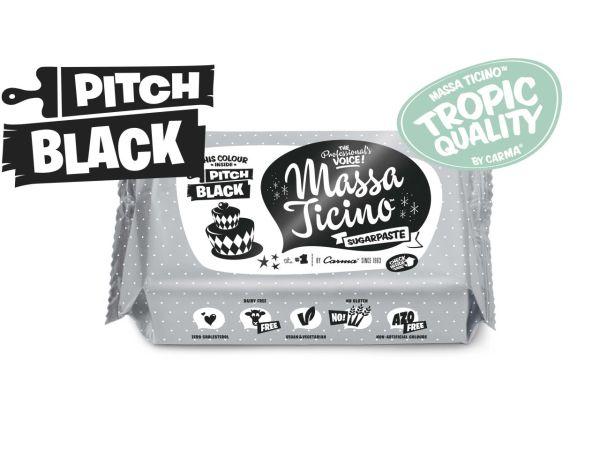 Massa Ticino Tropic schwarz 250g