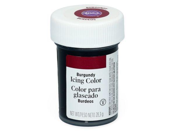 Lebensmittelfarbe Gel Burgundy 28g