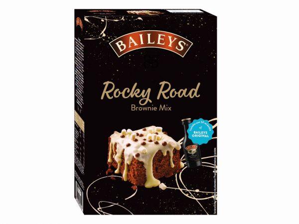 RUF Baileys Rocky Road Brownie Mix 470g
