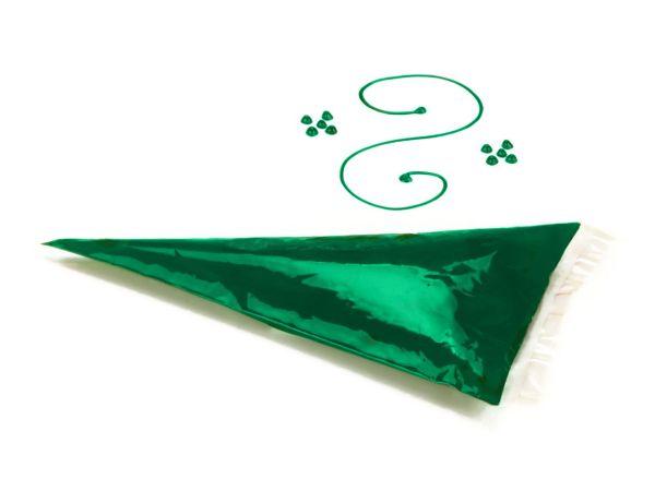 Garnierschrift grün 70g