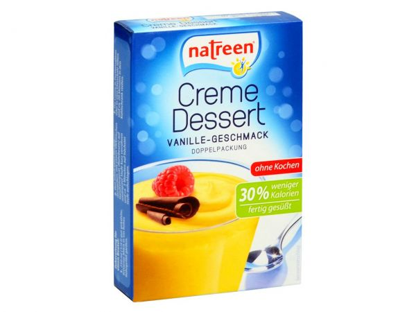 RUF natreen Dessert Vanille 2er Pack 2x17,5g