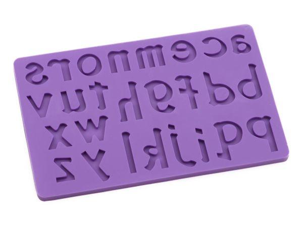 Flexform Buchstaben klein a-z