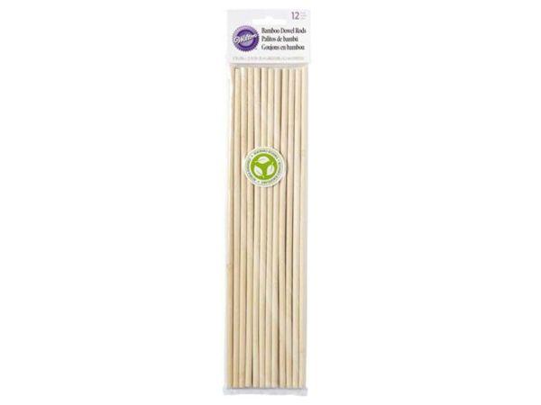 Wilton Tortenstützen Bamboo Dowel Rods