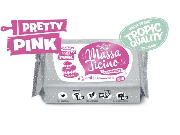 Massa Ticino Tropic pink 250g