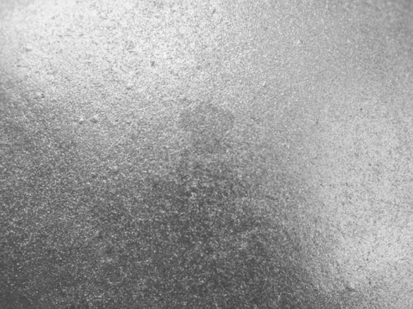 Puderfarbe Metallic Light Silver 3g