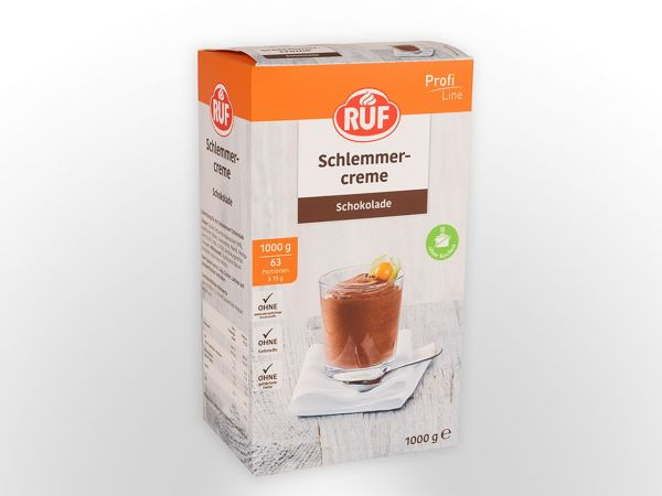 RUF Schlemmercreme Schoko 1,0kg