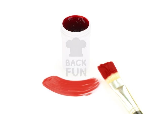 Cake Painting Color ruby red 20g