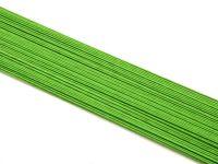 Blumendraht grün 18G 50 Stück