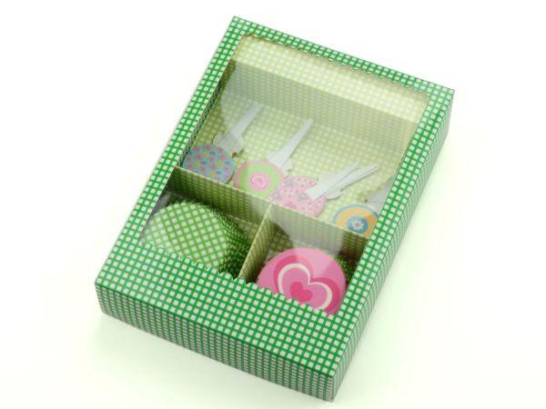 Cupcake Dekor-Set Picknick
