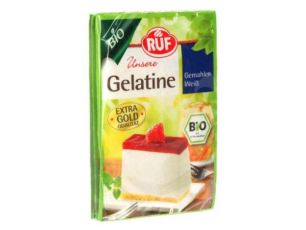 RUF Bio Gelatine gemahlen 27g