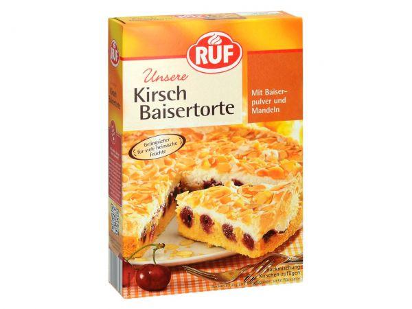 RUF Kirsch Baisertorte 350g
