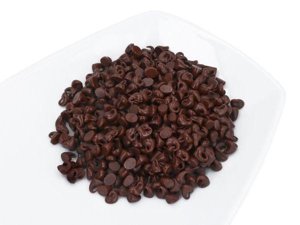 Schokoladentropfen Zartbitter 200g