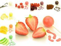 Cake-Pop Glasur 8 x natural flavours