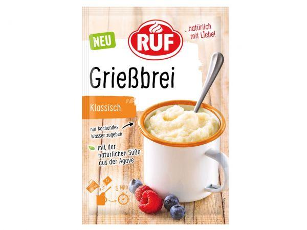 RUF Grießbrei instant 58g
