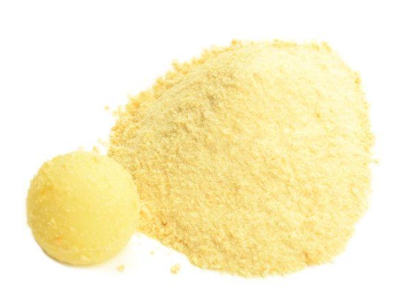 Fruchtpulver Limette 100g