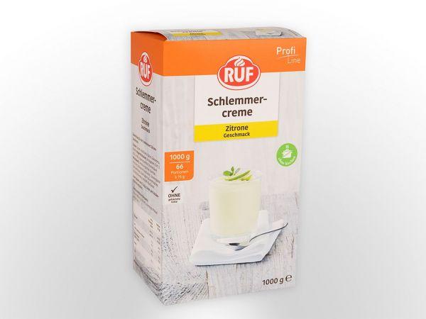 RUF Schlemmercreme Zitrone 1,0kg