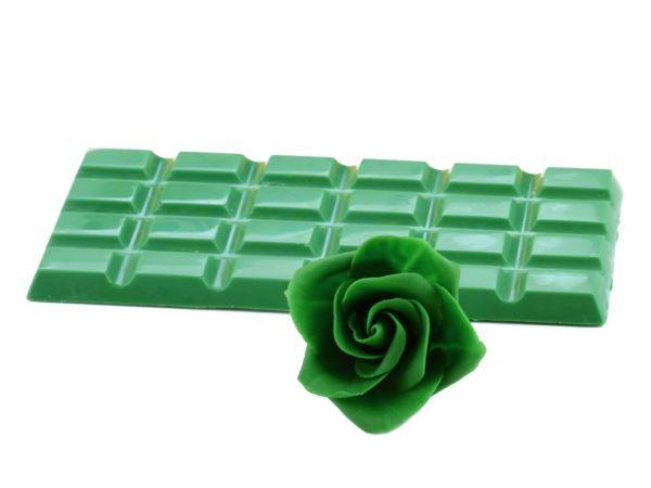 Modellier-Schokolade Grün 600g