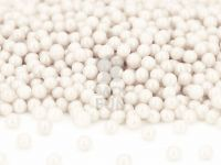 Weiche Zuckerperlen weiß 100g