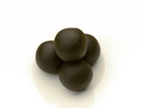 Marzipan angewirkt 70:30 schwarz 0,25kg
