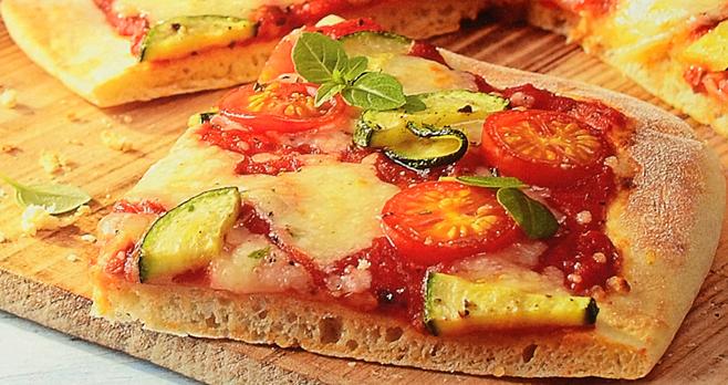 Pizza & Pikantes