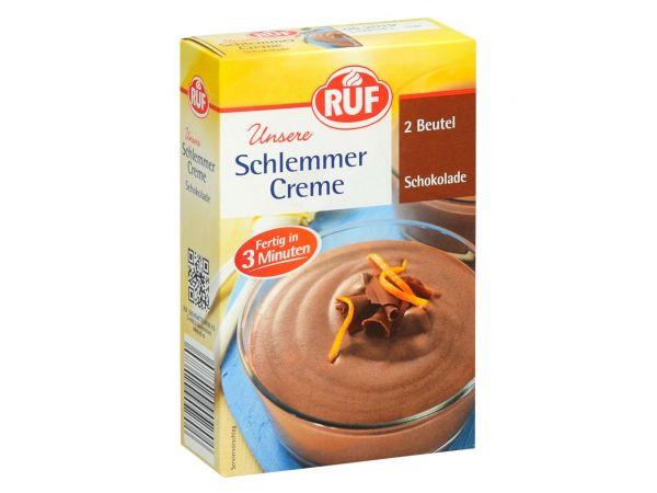 RUF Schlemmercreme Schokolade 2er Pack 2x74g