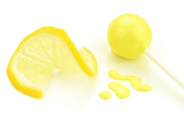 Cake-Pop Glasur natural flavour Zitrone 260g