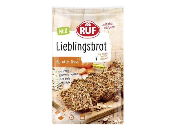 RUF Lieblingsbrot Karotte-Nuss 600g