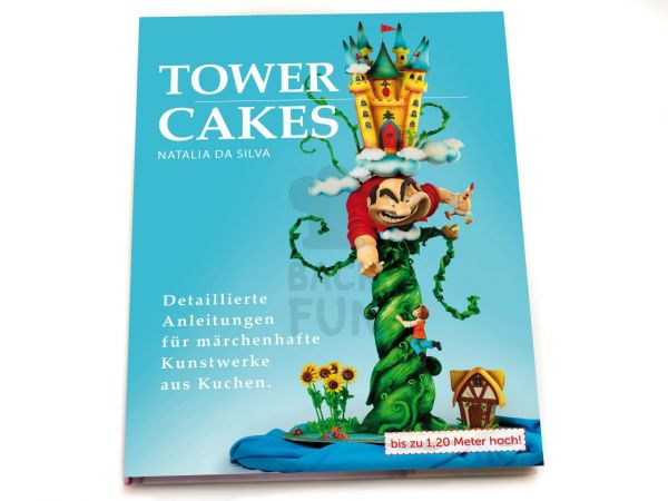 Towercakes - Natalia Da Silva - deutsch
