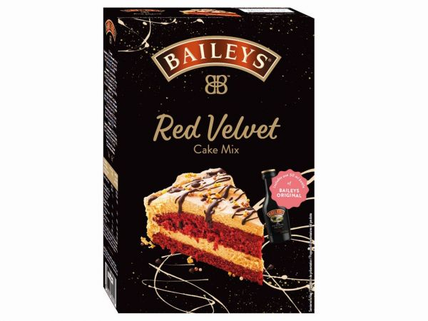 RUF Baileys Red Velvet Cake Mix 545g