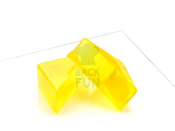 Jelly-Decor gelb 250g