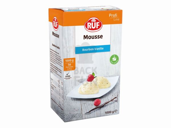 RUF Mousse Vanille 1,0kg