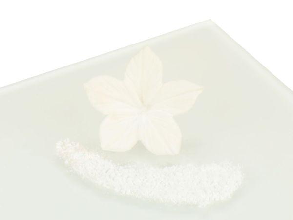 Puderfarbe White - Snow Drift 5g