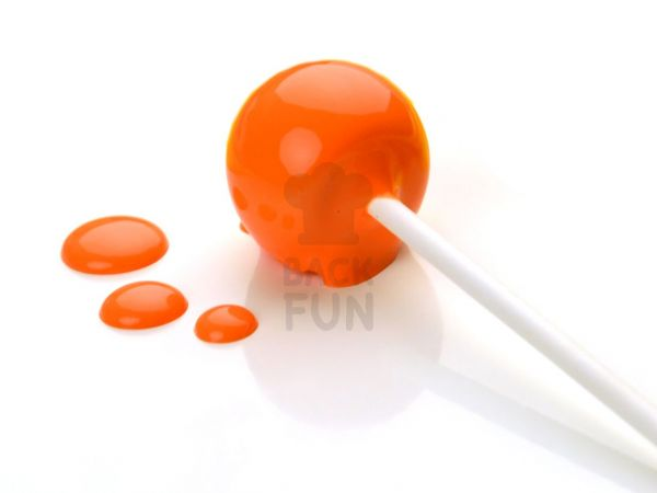 Cake-Pop Glasur sunsetorange 260g