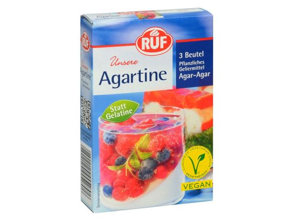 RUF Agartine 3er Pack 3x10g