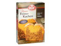 RUF Feiner Kuchen Mohn 465g
