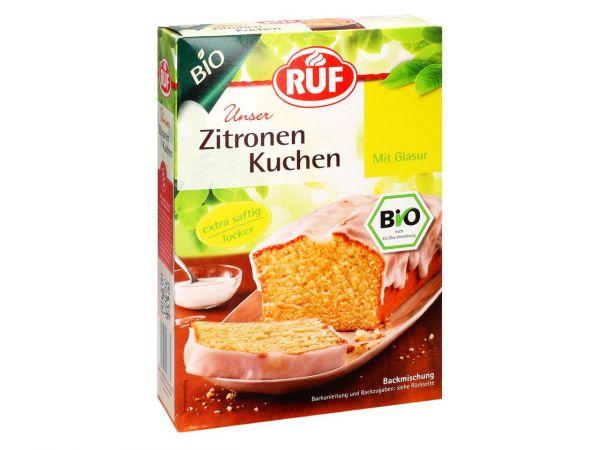 RUF Bio Zitronenkuchen 475g