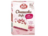 RUF Cheesecake Ruby Chocolate 215g
