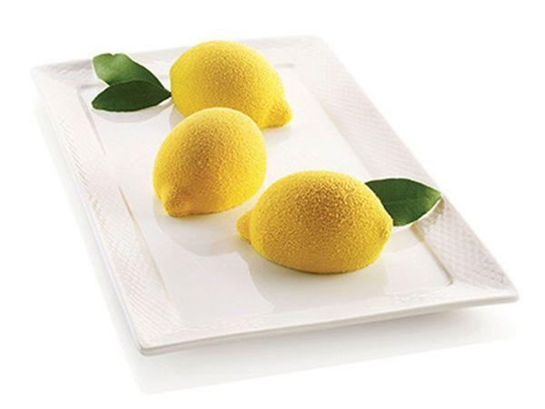 Silikonform Delizia al Limone