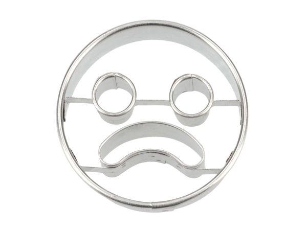 Ausstecher Frowning Face 5cm