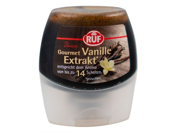 RUF Gourmet Vanille Extrakt 70g