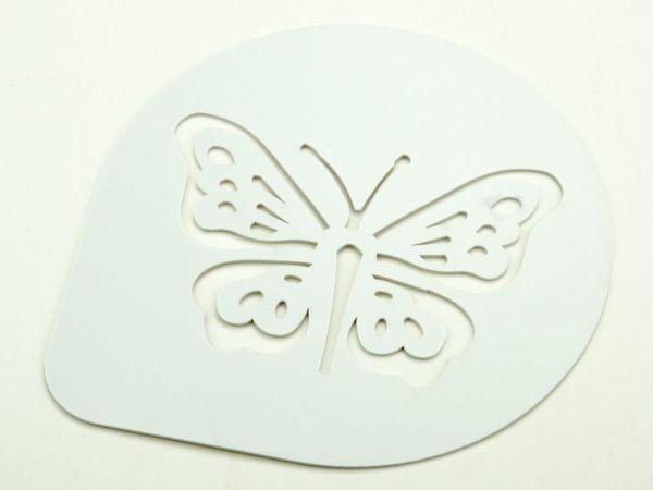 Schablone Schmetterling 15cm