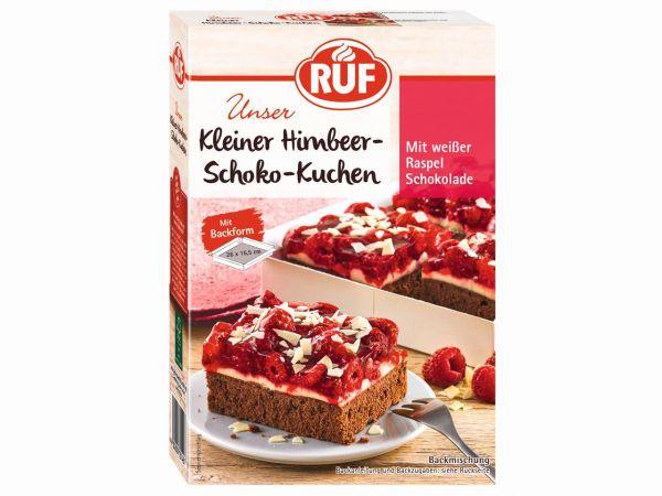 RUF Kleiner Himbeer Schoko Kuchen 252g