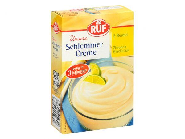 RUF Schlemmercreme Zitrone 2er Pack 2x72,5g