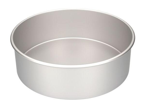 Backform rund, tief, für Torten 30x10cm