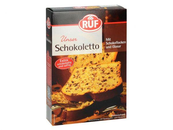 RUF Schokoletto 500g