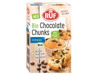 RUF Bio Chocolate Chunks Vollmilch 175g