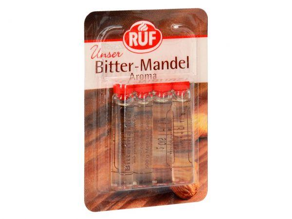 RUF Bitter-Mandel Aroma 4er Pack 4x2ml