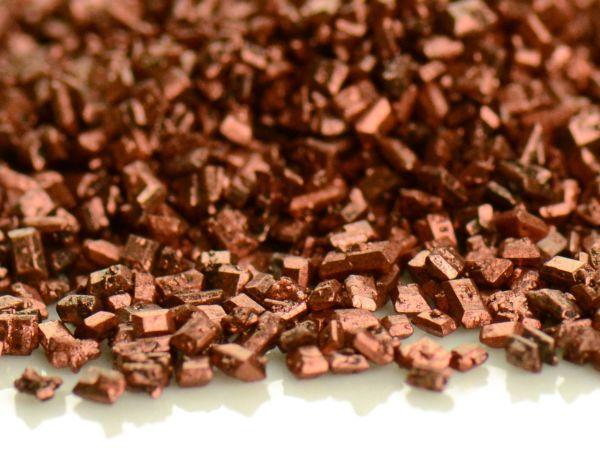 Glimmer Zucker bronze 1,0kg